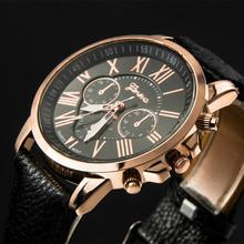 Quartz Watch Fashion Women's Leather Strap Watches Men Luxury Brand Relogio Montre Femme Relojes Relogio Masculino Relojes Mujer