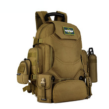 40L Multifunction Nylon Military Backpack Waterproof Combined Assault Quality Large Capacity Backpacks - Tactical-Gear-CH store