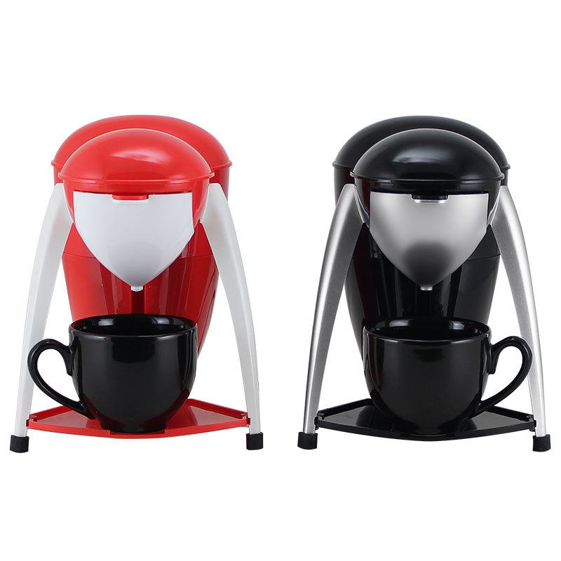 Mini Drip Coffee Maker : Single Cup coffee maker Automatic Drip Mini Coffee makers American Electric coffee maker Tea ...