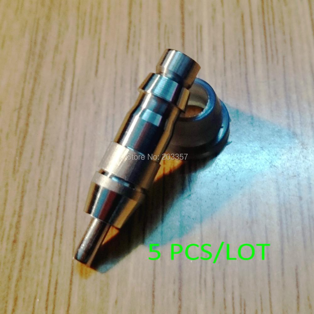 X5 stainless steel Push poultry chicken bird quial Rabbit nipple drinker - SHANGHAI LUSEN Mechanical Equipment Co., Ltd. store