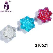 20mm 50 pcs/lot ,Flat Back DIY Resin Flower , Resin Rose Emboss Flower  ,Mult color Randomly Send ,nacklace decoration(China (Mainland))
