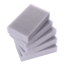 100pcs/lot Multi-function Magic Melamine Sponge Eraser Cleaner Cleaning Sponges Kitchen Bathroom(China (Mainland))