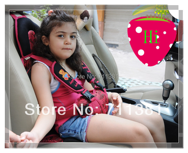 Discount & Free Shipping Baby Car Chair For 1-10 years Loading 0-36kg Portable Car Seat Comfortable For Baby To Use(China (Mainland))