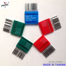 wholesale 50pcs Dotec  HAX1 domestic sewing machine needle for brother butterfly janome toyota singer juki  free shipping
