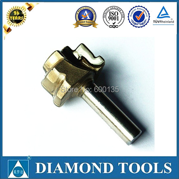 D8xd26x16x46 Diamond router bit for Particle board MDF Melamine board(China (Mainland))