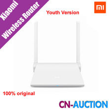 Original Xiaomi Router, Xiaomi Mi Wifi Router Smart Router Mini Youth Version Support Through Wall Model Nano Youth Edition(China (Mainland))