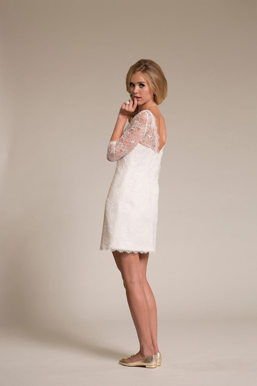 Short Bohemian Wedding Dresses