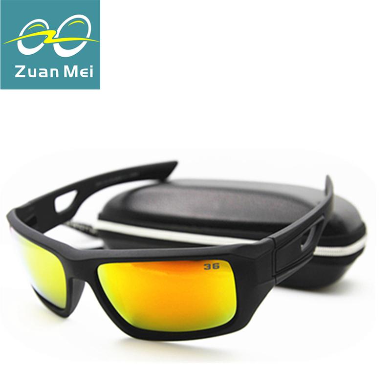 Zuan Mei Fishing Sun Glasses For Men Sports Sunglasses Men's Polarized Gafas De Sol Hombre Oculos De Sol Masculino Big-Framed(China (Mainland))