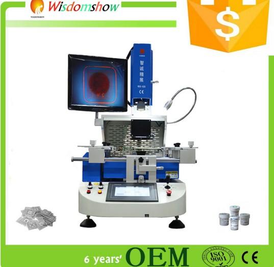 WDS-620 welding machine 3 temperature zones infrared & hot air lead free BGA rework station(China (Mainland))