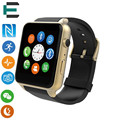E T MTK2502C IP57 waterproof smart watch 1 54 IPS HD 0 3MP support NFC GPS