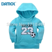 2015 new spring/autumn 1-5T boy's&girl's casual/leisure Hoodies for children, kawaii Sweatshirts top clothings for kids, 7 color(China (Mainland))