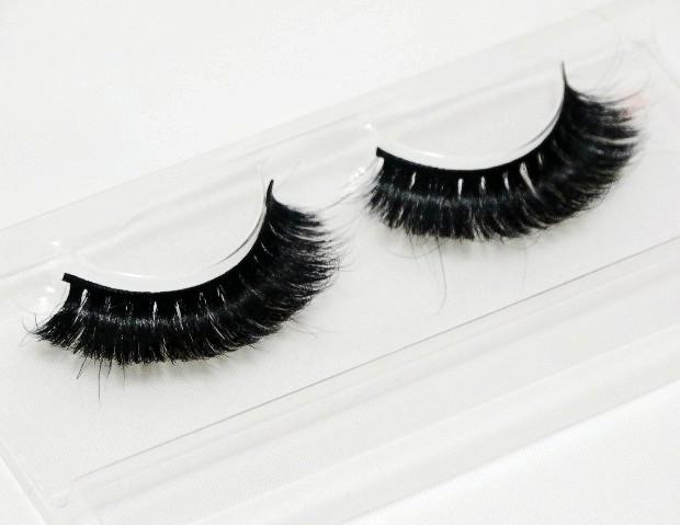 2015 Fake eyelashes horse hair false eyelashes nude makeup natural eye tail slightly long section of a large free shipping