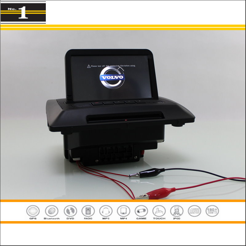for volvo xc90 xc 90 2003 2015 car stereo gps navigation. Black Bedroom Furniture Sets. Home Design Ideas