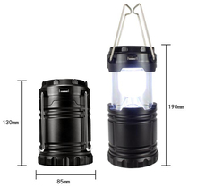 free ship Portable Solar Charger Lantern LED Camping light Lantern Rechargeable with Charging Calbe and USB port Hand Crank Lamp(China (Mainland))