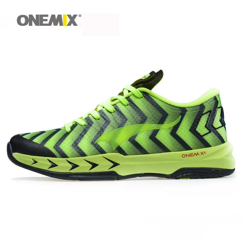 ONEMIX New Style 2015 Trail Running Shoes Men Walking Shoes Trail Racing Outdoor Shoe Breathable Athletic Shoess free shipping