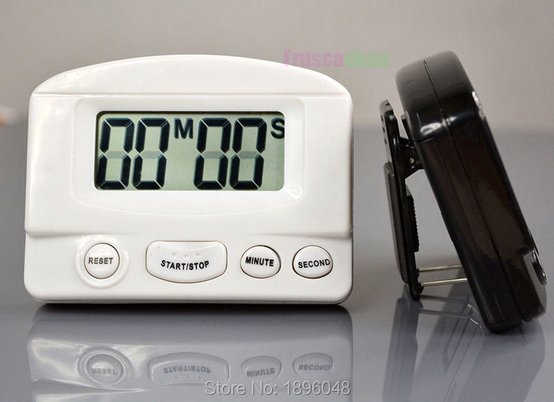 Sport Countdown Timer Digital LCD Kitchen Cooking Clock Calculator 99 Minute(China (Mainland))