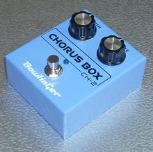 BowlinGer Chorus Guitar Pedal EH Small Clone Electric Guitar Effects Free Shipping(China (Mainland))