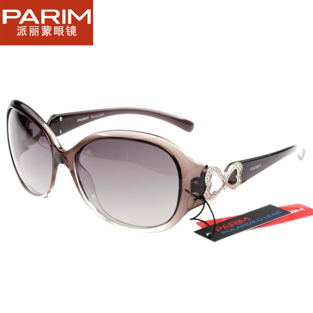 The left bank of glasses left bank women's parim sunglasses fashion polarized sunglasses 9204 three-color