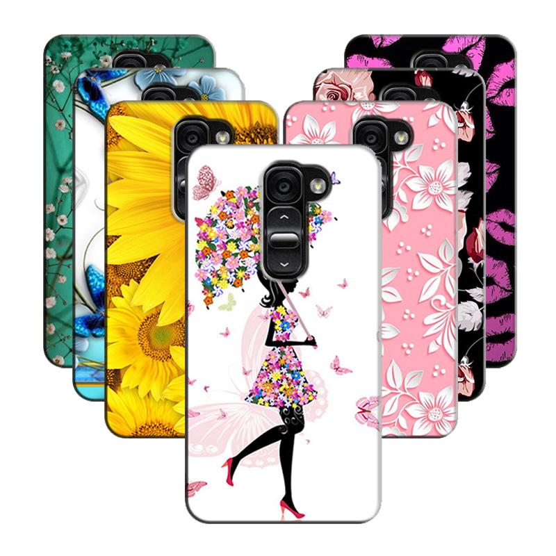 LG Optimus G2 Mini D620 D618 Case Hard Plastic Back Cover Phone Bags Cases LG Optimus G2 D802 D805 D801 Fundas Capa
