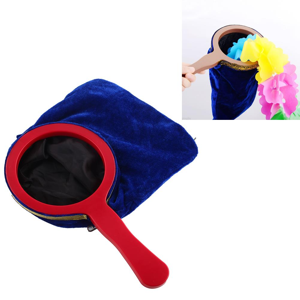 New Amazing Funny Empty Bag Illusion Magic ConJuring Prop Magician Trick Tool Sell Hotting High Quality(China (Mainland))