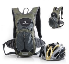 Maleroads 15L hydration bicycle backpack + 2L TPU water bladder bag mountain bike cycling rucksack running bag pack women&men(China (Mainland))
