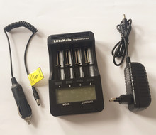 2015 New Liitokala lii500 LCD Charger for 3.7V 18650 26650 18500 Cylindrical Lithium Batteries,1.2V AA AAA NiMH Battery Charger