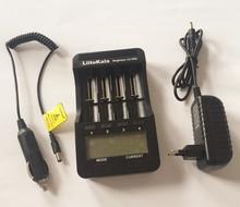 2015 Nuevo Cargador Liitokala lii500 LCD para 3.7 V 18650 26650 18500 Baterías de Litio Cilíndrica, 1.2 V AA AAA NiMH Cargador de Batería