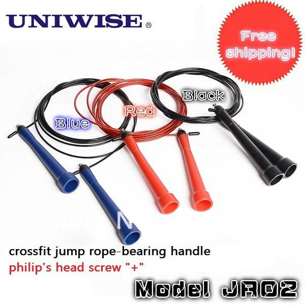 Ball Bearing Handle Speed Rope,Skipping rope Fitness Equipment Jump Rope. - UNIWISE store