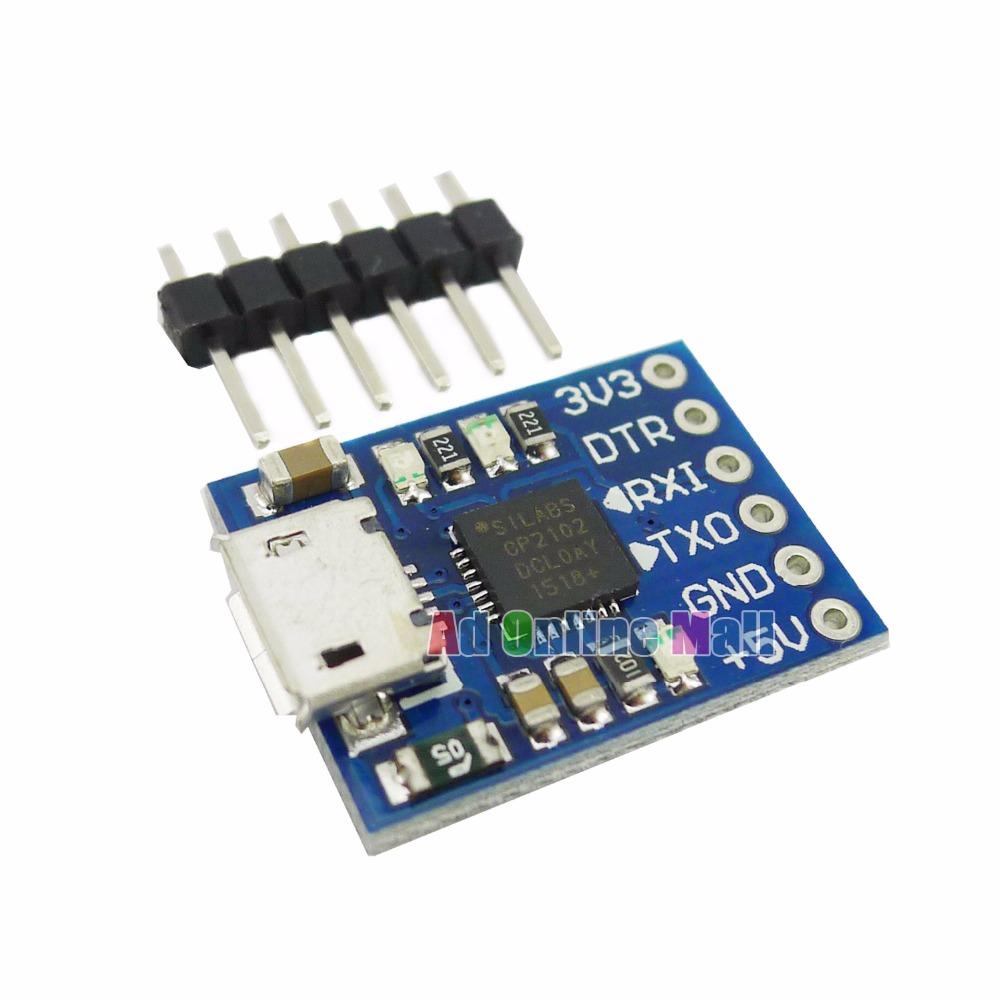 CP2102 USB-TTL UART Module V2 Genuine IC