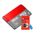 Scheda di memoria micro sd card 64 gb class 10 4 gb 8 gb 16 gb 32 gb 64 gb sd card capienza reale class 10 flash memory card
