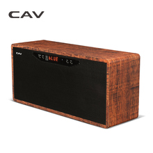 CAV AT50 HIFI Speaker Wireless Bluetooth 3D Surround Sound System Loudspeaker Built-in Strong Bass