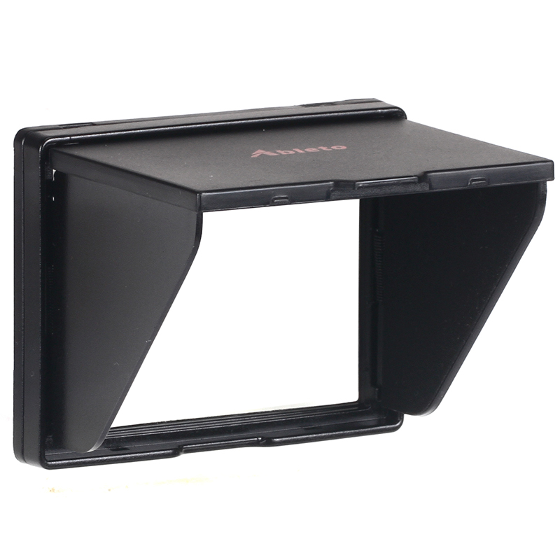 ABT LCD Screen Protector Pop-up sun Shade lcd Hood Shield Cover for Mirrorless Digital CAMERA FOR canon eos 5DIII 5D3 5DS 5DSR(China (Mainland))