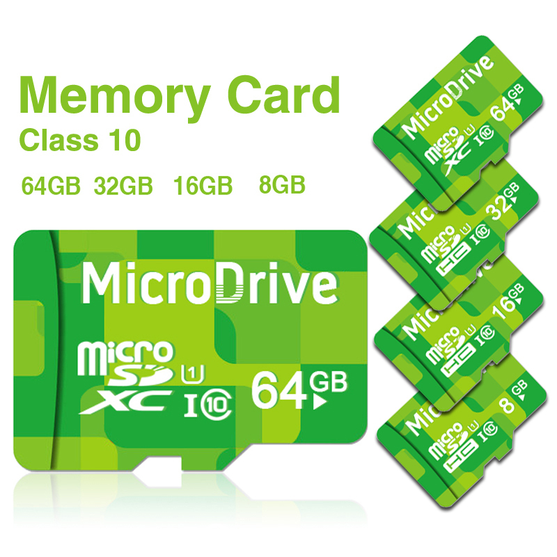 Best selling Memory Card 64GB Micro SD Card Flash Cards 8GB 16GB 32GB Micro SDHC SDXC Microsd TF Class10 memory card(China (Mainland))