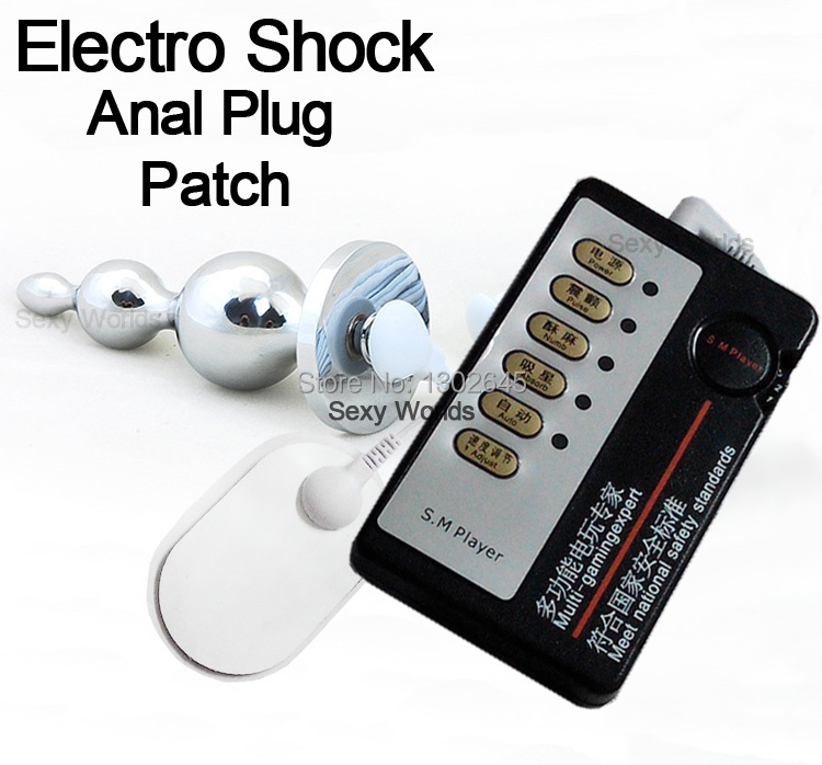 Electric shock clitoris stimulator everything, and