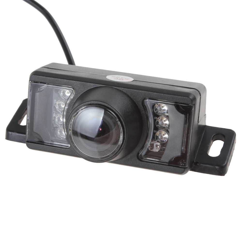 7 IR Lights 170 Degree Highsensitivity Car Rear View Camera with Water-proof, Weatherproof, ShockproofFunction,.!(China (Mainland))