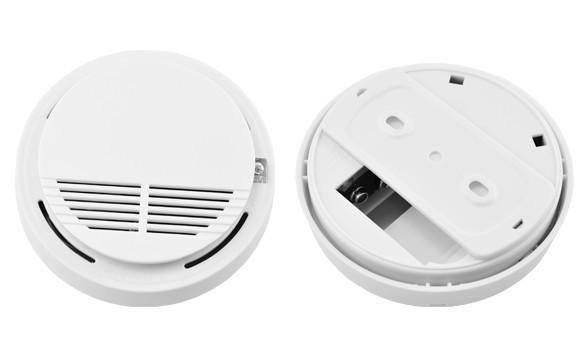 беспроводной детектор дыма пожарной сигнализации / датчик Домашняя система безопасности 315 / 433 МГц
