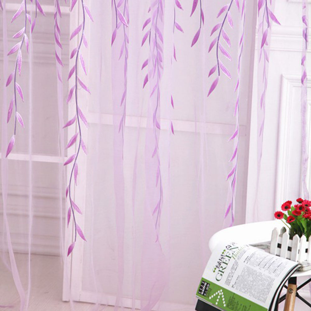 Tree Curtains Sheer Best 20 Branch Curtain Rods Ideas On