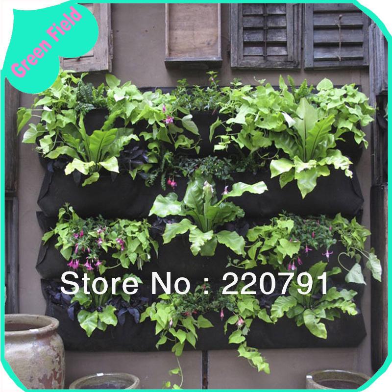 Top 28 Hanging Vertical Garden Planters 25 Pockets