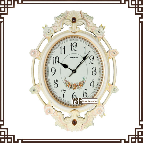 large luxury fancy decorative wall clocks best home decoration clock in living room b8113fs in. Black Bedroom Furniture Sets. Home Design Ideas