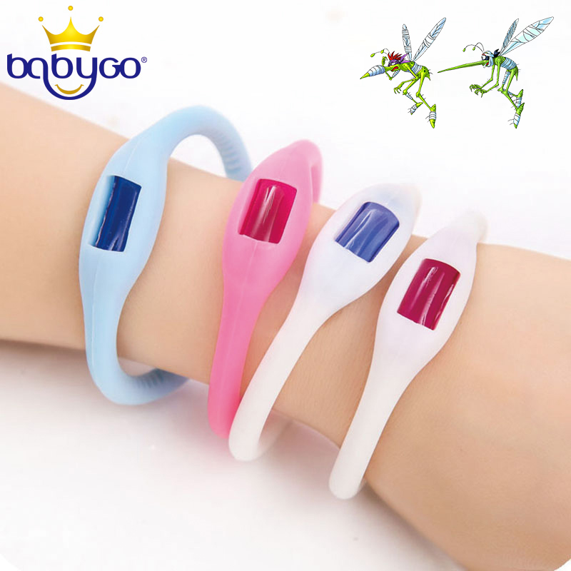 Professional Natural Mosquito Repellent Bracelet Wristband Band Anti-Toxic Anti Insect Bug For Children Adults mr010(China (Mainland))