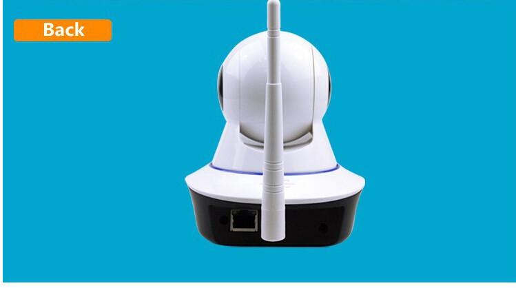 Weonedream беспроводной радионяня Ip камера Wifi радионяня с детектором движения домофон HD 720 P жить детские электронные монитор