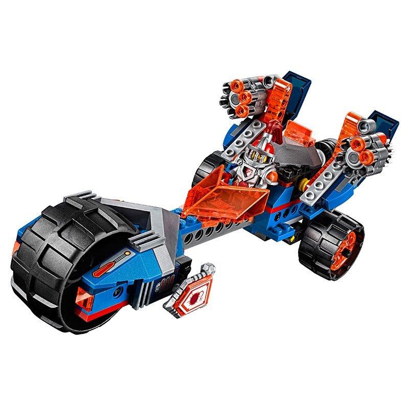 LEPIN Nexo Knights Axl Macys Thunder Mace Combination Marvel Building Blocks Kits Toys Minifigures Compatible Legoe Nexus  -  CyunSing Trading store