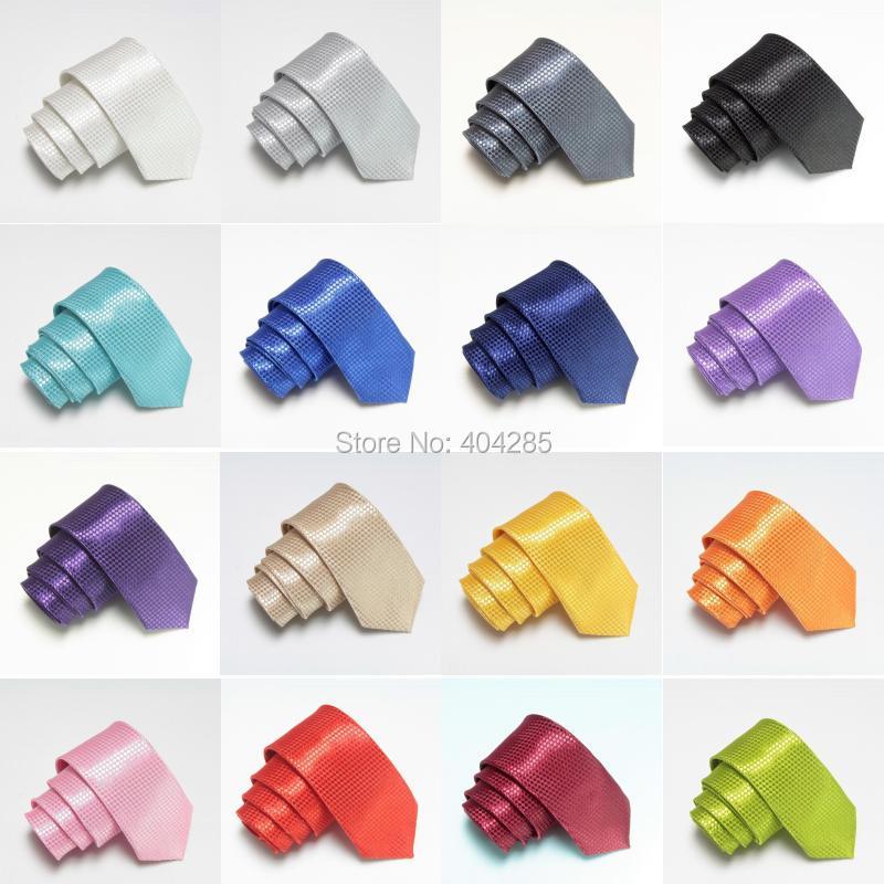 Fashion Slim Ties for Men narrow solid color Neck Tie 200pcs/lotОдежда и ак�е��уары<br><br><br>Aliexpress