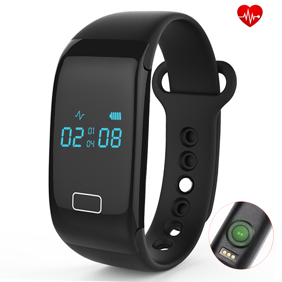 Smart Band Fitness Tracker Bracelet Wristband for IOS Android