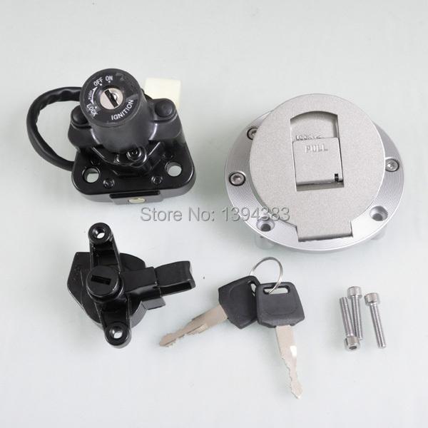 Зажигания переключатель замок и топливо кепка ключ комплект для XJR400 96 - 02 XBR1200 94 - 98 XJR1300
