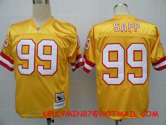 100% Stitiched,Tampa Bay Buccaneers,Warren Sapp,Throwback for men(China (Mainland))