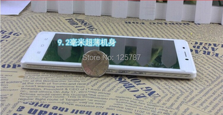 DHL Fast Delivery ZTE A880 5 Inch MSM8916 Quad Core Android 4.4 IPS 1280X720 1GB/8GB 8MP CDMA Cell Phone(China (Mainland))