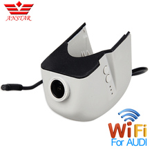 ANSTAR New HD 1080P mini Car DVR recorder Camera Built-in Wifi for Audi 2013- 2016 year A3 A7 Q7 A8 Registrar Video Recorder(China (Mainland))