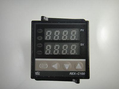 PID Digital Temperature Control Controller Thermocouple REX-C100(China (Mainland))