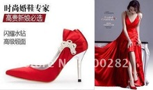 2012 new arrived Wedding shoes/  bridesmaid shoes / Patry shoes/sexy shoes(China (Mainland))
